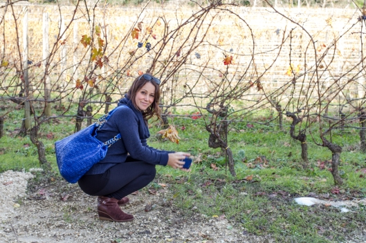 Tyche? or The Italian Wine Geek (Joanie Karapetian)